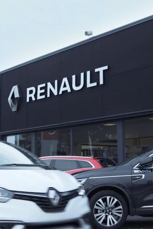 Renault RSE