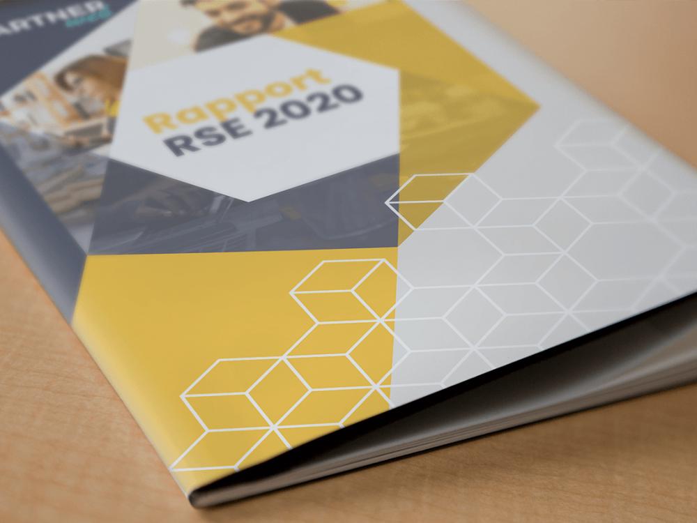 Rapport RSE Partner Web