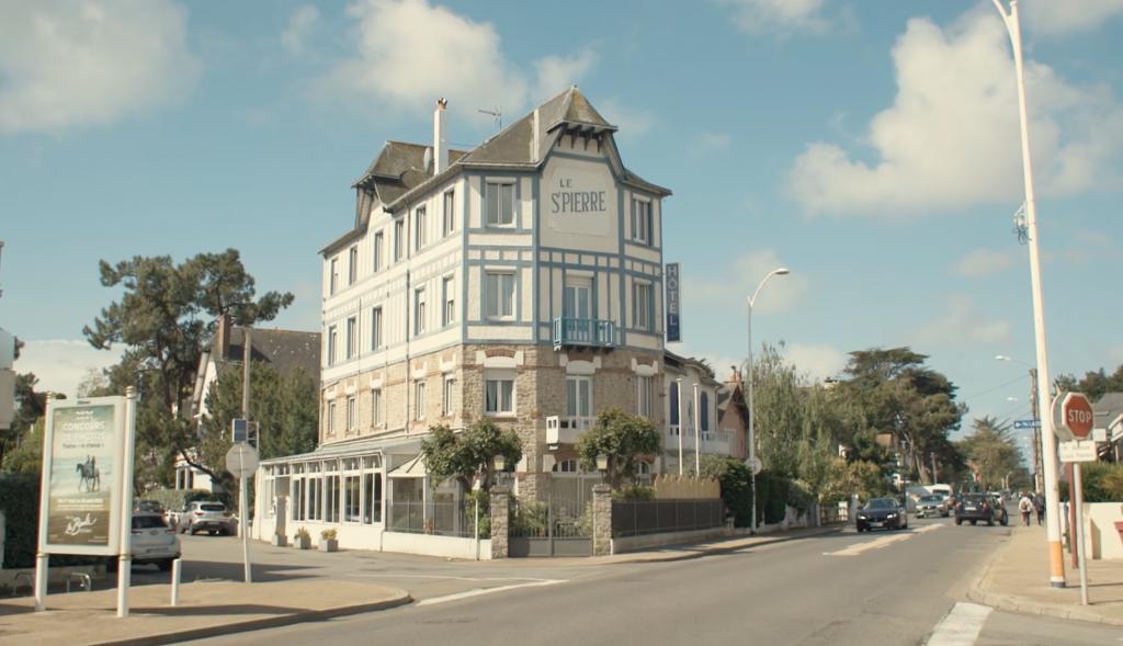 Promouvoir l'hôtel le Saint-Pierre La Baule